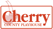 Cherry Co. Playhouse logo
