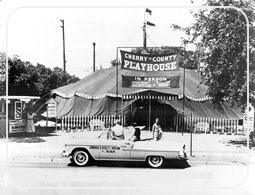 Cherry Co. Playhouse - 1955